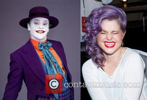 Jack Nicholson and Kelly Osbourne - Separated At Birth - Jack Nicholson and Kelly Osbourne Thursday 7th February 2013