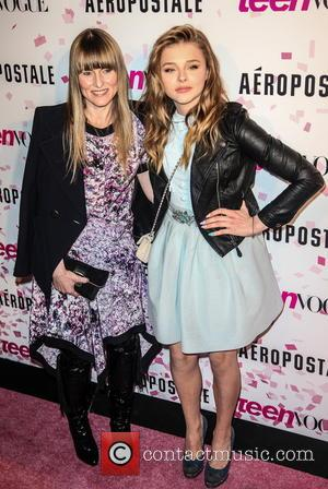 Amy Astley and Chloe Grace Moretz