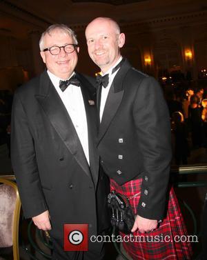 Christopher Biggins and Bruce Mckinnon
