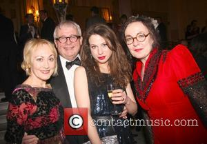 Paula Wilcox, Christopher Biggins, Katja Kezesinska and Annie Gosney