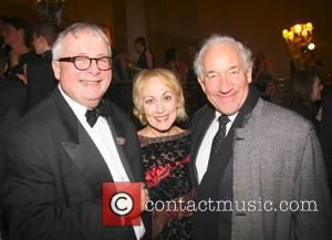 Paula Wilcox, Christopher Biggins and Simon Callow