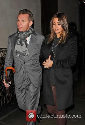 Nick Candy and Holly Candy - Mr Chow restaurant 45th Anniversary Party London United Kingdom Thursday 7th February 2013