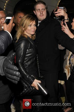 Geri Halliwell - Spice Girls At Viva Forever London United Kingdom Thursday 7th February 2013