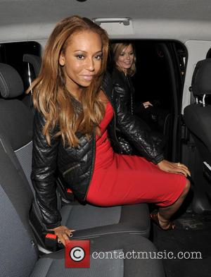 Melanie Brown and Geri Halliwell - Spice Girls At Viva Forever London United Kingdom Thursday 7th February 2013