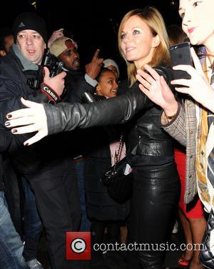 Geri Halliwell - Spice Girls at 'Viva Forever' London United Kingdom Thursday 7th February 2013
