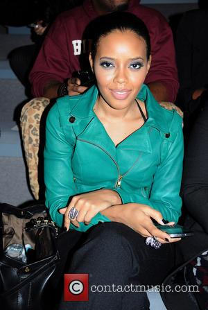 Angela Simmons - Concept Korea Front Row New York City California United States Thursday 7th February 2013