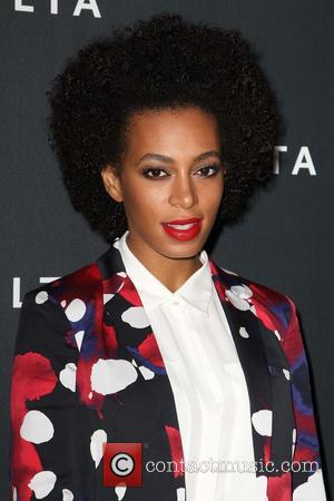 Solange Knowles - Delta Air Lines celebrate LA's Music Industry with Getty House reception at The Getty House - Los...