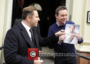 David Walliams and Stephen Mulhern