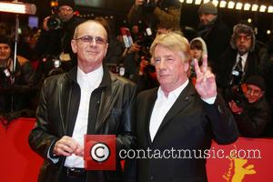Francis Rossi, Rick Parfitt and Status Quo - 63rd Berlin International Film Festival (Berlinale) - premiere 'Promised Land' Berlin Germany...