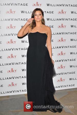 Holly Valance - BAFTAs: WilliamVintage dinner held at St Pancras Renaissance London Hotel - Arrivals London United Kingdom Friday 8th...