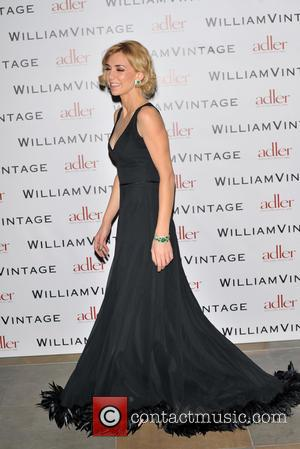 Vanessa Kirby - BAFTAs: WilliamVintage dinner held at St Pancras Renaissance London Hotel - Arrivals London United Kingdom Friday 8th...