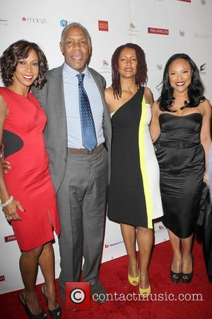 Holly Robinson Peete, Danny Glover and Lynn Whitfield