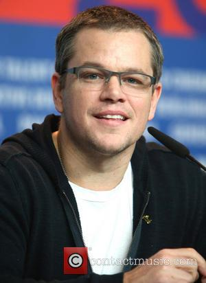 Matt Damon Embarks On Toilet Strike For Charity