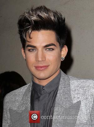 Adam Lambert Lands Top Glaad Honour