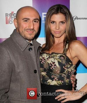 Charisma Carpenter and Mike Rossi - Friends N Family 2013 Pre Grammy party Los Angeles California United States Friday 8th...