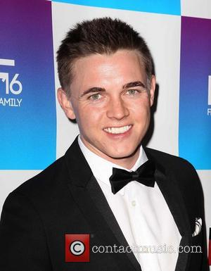 Jesse McCartney - Friends N Family 2013 Pre Grammy party Los Angeles California United States Friday 8th February 2013