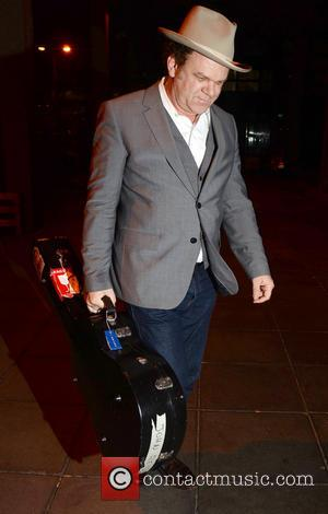 John C Reilly - 'The Late Late Show' Celebrities Dublin Ireland Friday 8th February 2013