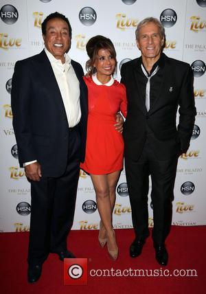 Smokey Robinson, Paula Abdul and Michael Bolton