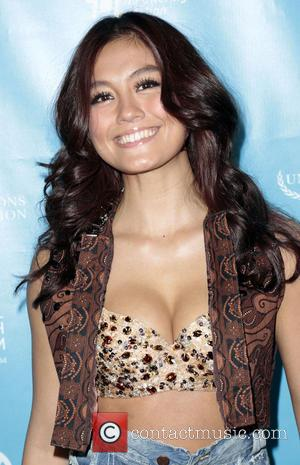 Agnes Monica - mPowering Action Los Angeles California United States Friday 8th February 2013