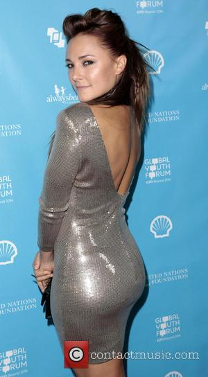 Briana Evigan - mPowering Action Los Angeles California United States Friday 8th February 2013
