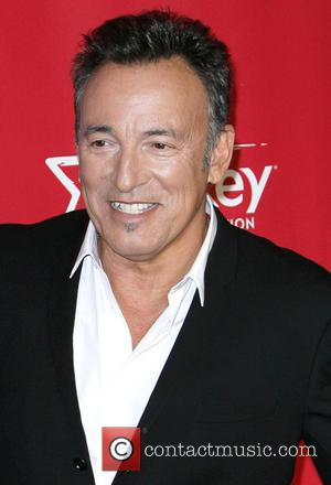 Bruce Springsteen - MusiCares Person of the Year Los Angeles California United States Friday 8th February 2013