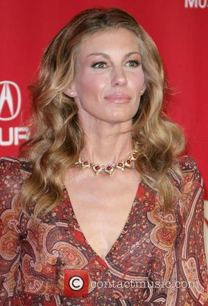 Faith Hill - MusiCares Person of the Year Los Angeles California United States Friday 8th February 2013