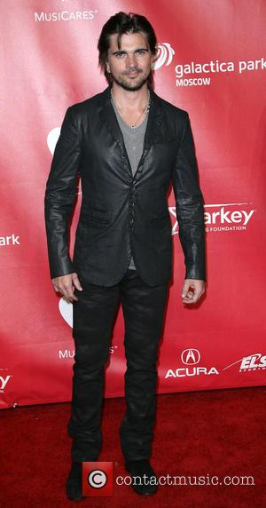 Juanes - MusiCares Person of the Year Los Angeles California United States Friday 8th February 2013