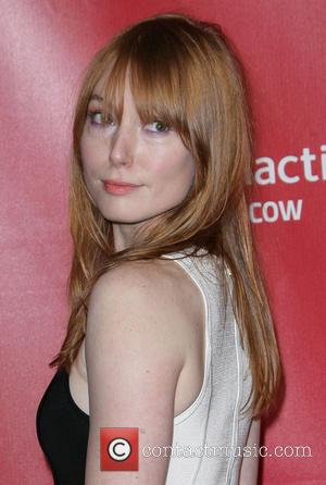 Alicia Witt - MusiCares Person of the Year Los Angeles California United States Friday 8th February 2013