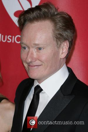 Conan O'Brien - MusiCares Person of the Year Los Angeles California United States Friday 8th February 2013