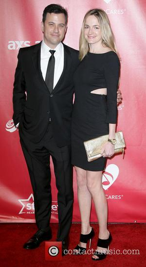 Jimmy Kimmel and Molly McNearney - MusiCares Person of the Year Los Angeles California United States Friday 8th February 2013