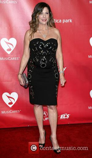 Rita Wilson - MusiCares Person of the Year Los Angeles California United States Friday 8th February 2013