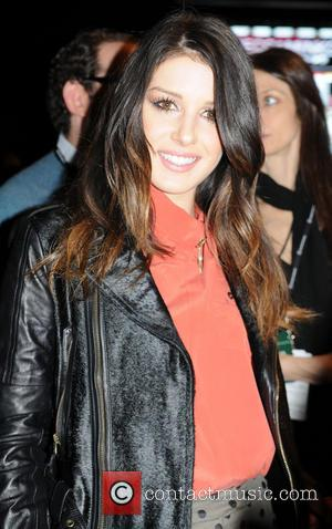 Shenae Grimes - Mercedes-Benz New York Fashion Week Autumn/Winter 2013 - Rebecca Minkoff - Front Row New York City NY...