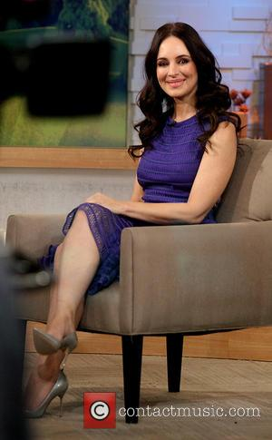Madeleine Stowe - Good Morning America New York City United States Friday 8th February 2013