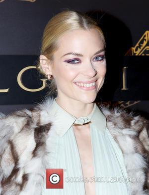 Jamie King - Mercedes-Benz New York Fashion Week Autumn/Winter 2013 - Bulgari Celebrates Icons Of Style: The Serpenti at Bulgari...