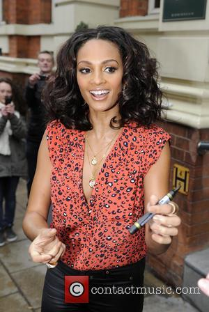 Alesha Dixon Seems To Have ALMOST Named Baby Daughter After Partner