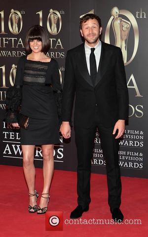 Chris O'Dowd and Dawn Porter - Irish Film and Television Awards 2013 at the Convention Centre Dublin- Arrivals Dublin Ireland...