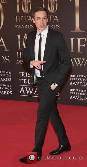 Killian Scott - Irish Film and Television Awards 2013 at the Convention Centre Dublin- Dublin Ireland Saturday 9th February 2013