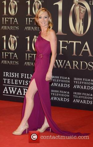 Victoria Smurfit - Guests attend the 2013 IFTA Awards at The Convention Centre Dublin Ireland Saturday 9th February 2013