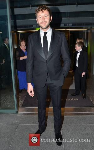 Chris O'Dowd - Guests leave the Gibson Hotel Dublin Ireland Saturday 9th February 2013