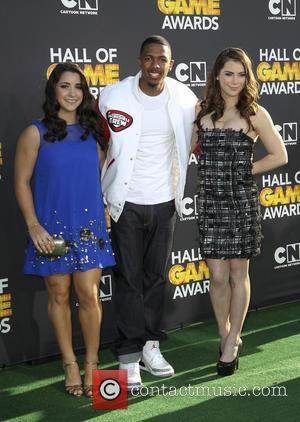 Aly Raisman, Nick Cannon and McKayla Maroney - Cartoon Network Hall of Game Awards Santa Monica California United States Saturday...