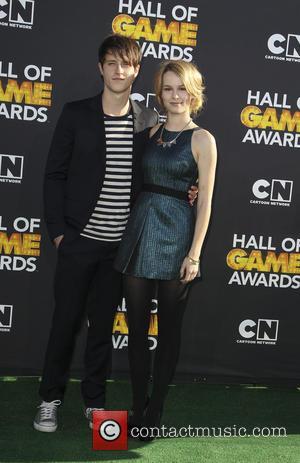 Bridgit Mendler and Shane Harper