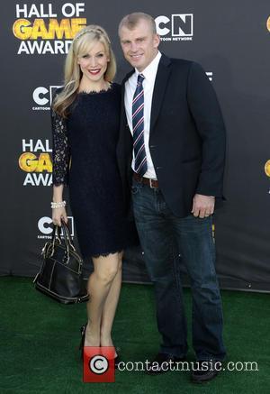 Ashley Eckstein and David Eckstein