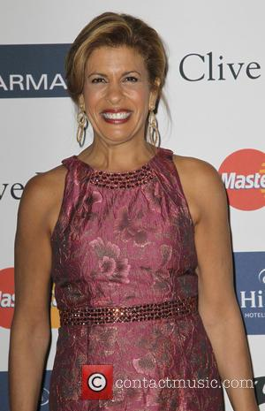 Hoda Kotb - Clive Davis 2013 Pre-Grammy Gala Los Angeles California USA Saturday 9th February 2013