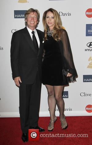 Nigel Lythgoe and Bonnie Lythgoe - Clive Davis 2013 Pre-Grammy Gala Los Angeles California USA Saturday 9th February 2013