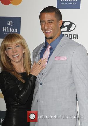 Kathy Griffin and Colin Kaepernick