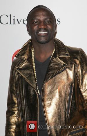 Akon - Clive Davis 2013 Pre-Grammy Gala Los Angeles California USA Saturday 9th February 2013