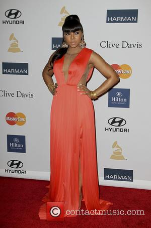 Ashanti - Clive Davis 2013 Pre-Grammy Gala Los Angeles California USA Saturday 9th February 2013