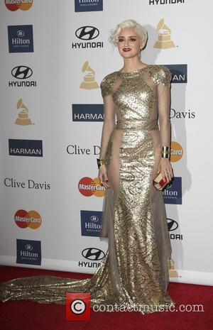Caroline D'Amore - Clive Davis 2013 Pre-Grammy Gala Los Angeles California USA Saturday 9th February 2013