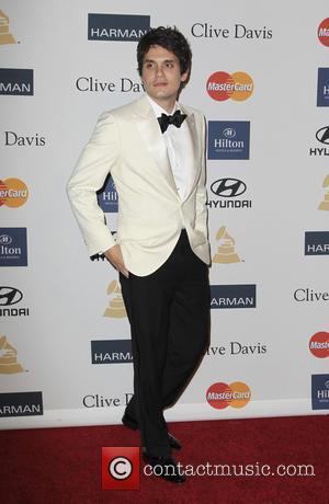 John Mayer - Clive Davis 2013 Pre-Grammy Gala Los Angeles California USA Saturday 9th February 2013