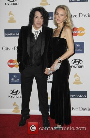 Paul Stanley and Erin Stanley - Clive Davis 2013 Pre-Grammy Gala Los Angeles California USA Saturday 9th February 2013